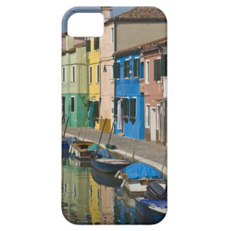 Italy, Venice, Burano. Multicolored houses along 2 Case For The iPhone 5