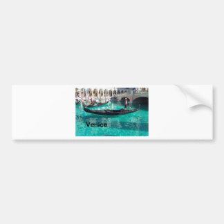Italy Venice - Gondola! (St.K) Bumper Stickers