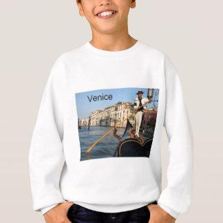 Italy Venice gondola (St.K) Sweatshirt