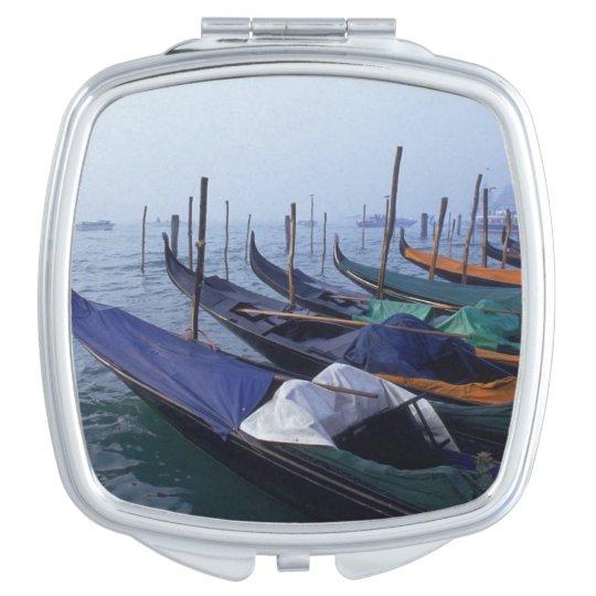 Italy, Venice. Gondolas. Travel Mirrors