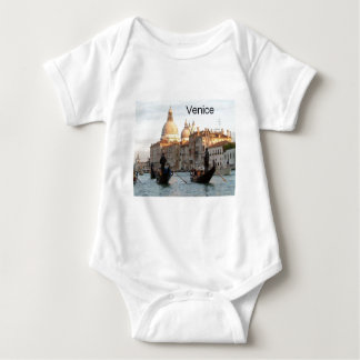 Italy Venice Grand Canal (St.K) Baby Bodysuit