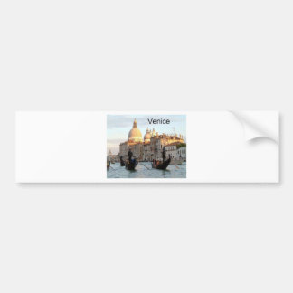 Italy Venice Grand Canal (St.K) Bumper Stickers
