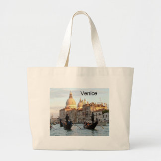 Italy Venice Grand Canal (St.K) Large Tote Bag