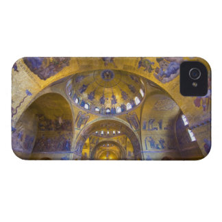 Italy, Venice. Interior of St. Marks Cathedral. iPhone 4 Cover