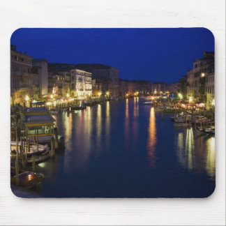 Italy, Venice, Night View Along the Grand 2 Mouse Mat