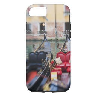 Italy, Venice, Selective Focus of Gondola in the 2 iPhone 8/7 Case