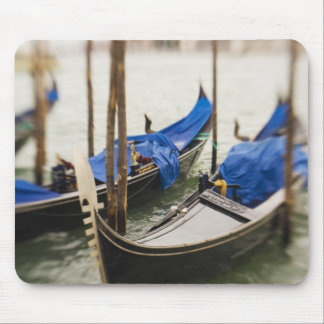 Italy, Venice, Selective Focus of Gondola in the Mouse Mat