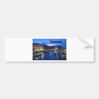 Italy Venice (St.K) Bumper Sticker