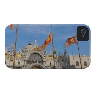 Italy, Venice, St. Mark's Basilica in St. Mark's iPhone 4 Covers