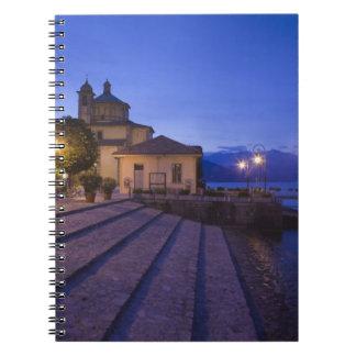 Italy, Verbano-Cusio-Ossola Province, Cannobio. Notebook