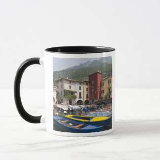 Italy, Verona Province, Malcesine. Cassone old 2 Mug