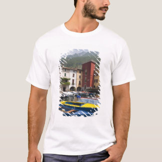Italy, Verona Province, Malcesine. Cassone old 2 T-Shirt
