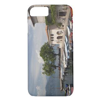 Italy, Verona Province, Malcesine. Cassone old iPhone 7 Case