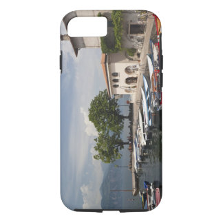 Italy, Verona Province, Malcesine. Cassone old iPhone 8/7 Case