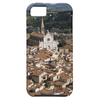 Italy, View of Florence with Church of Santa 2 iPhone 5 Covers