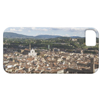 Italy, View of Florence with Church of Santa Barely There iPhone 5 Case