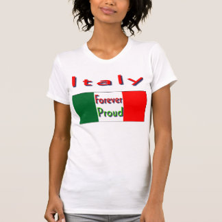 Italy women's T-shirt-forever proud