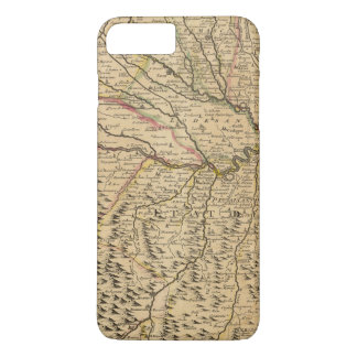 Italy's Po River Valley iPhone 8 Plus/7 Plus Case