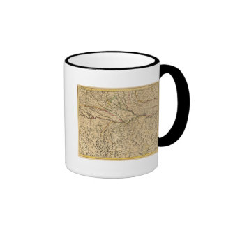Italy's Po River Valley Mugs