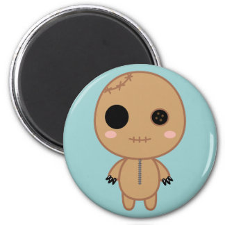 Itami the Voodoo Doll 6 Cm Round Magnet