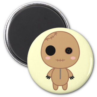 Itami the Voodoo Doll Refrigerator Magnets