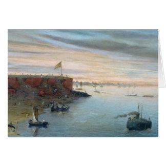 Itapiru, Paraguay, 1866 (oil on canvas) Card
