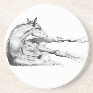 Itch Too Beverage Coaster