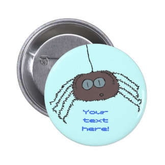 Itchy spider pins