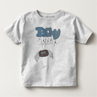 Itchy spider toddler T-Shirt