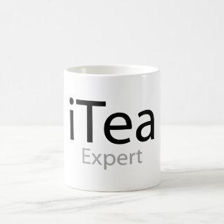 iTea Classic White Coffee Mug