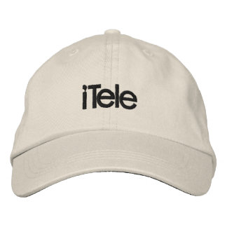 iTele Embroidered Hat