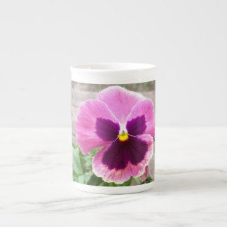 Item featuring a pretty flower bone china mug