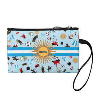 Items of Argentina Change Purse