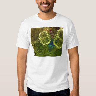 Iterate Imagery Quantum Razor 10 Tee Shirt