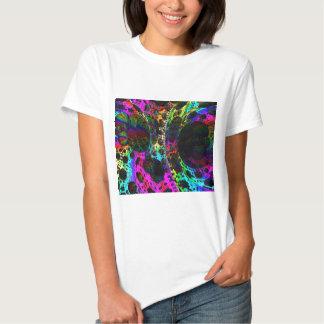 Iterate Imagery Quantum Razor 9 Tshirt