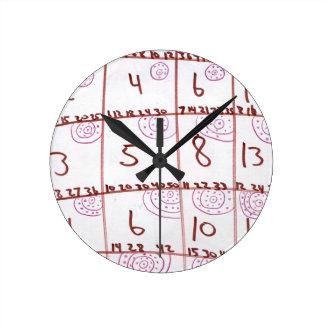 Iterator Round Clock