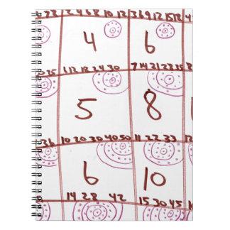 Iterator Spiral Note Books