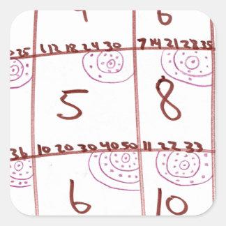 Iterator Square Stickers