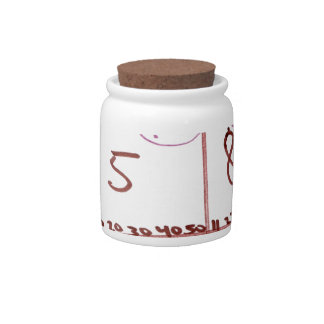 Iterator Candy Jars