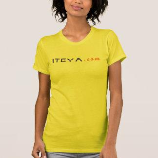 Iteya Ladies AA Reversible Sheer Top Tshirts