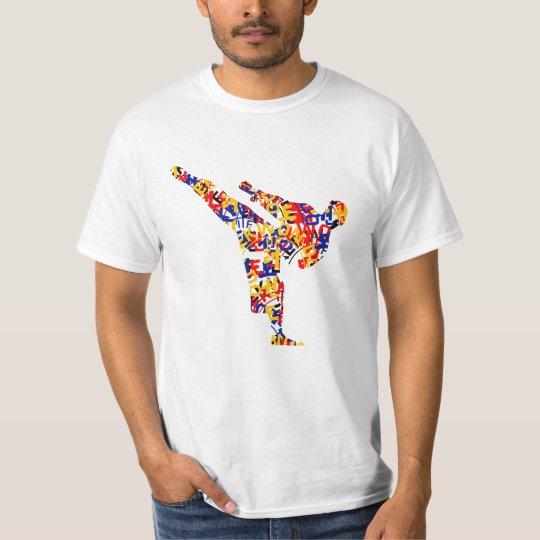 ITF Tree Kicking T-Shirt