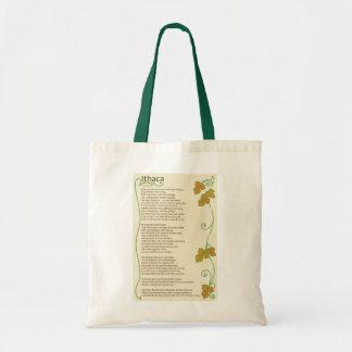 Ithaca Tote Bag