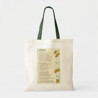 Ithaca Budget Tote Bag