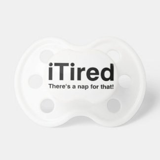 iTired - There's a nap for that Dummy