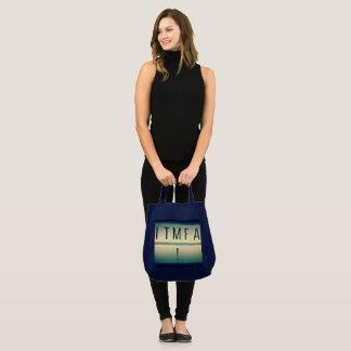 ITMFA (Impeach the...) grocery bag