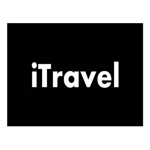 iTravel Postcard