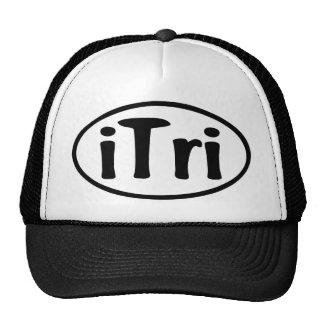 iTri Oval Cap