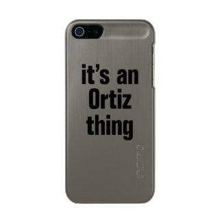 its a an ortiz thing incipio feather® shine iPhone 5 case