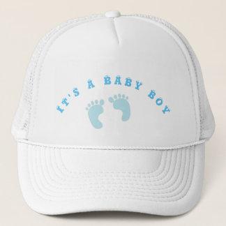 It's a baby boy Cap