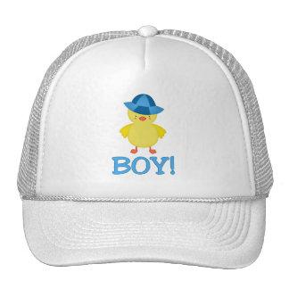 It's A Baby Boy Duckie Blue Hat